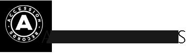 Accession Records Logo